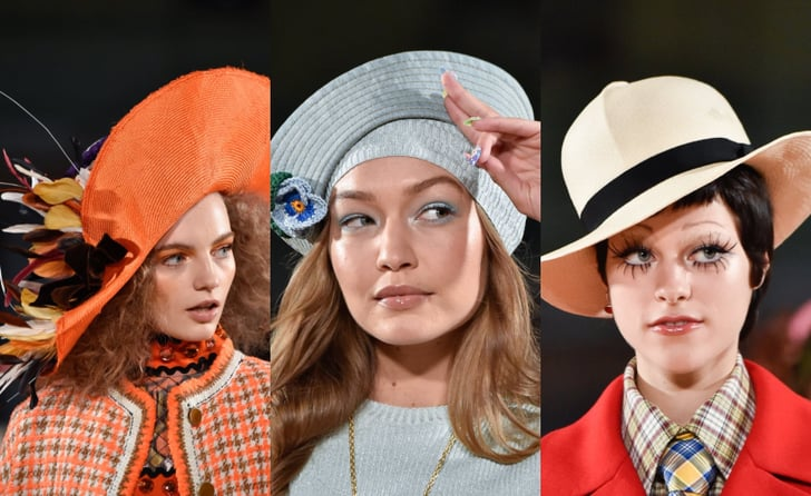 Hat Trends 2020.The Best Accessories From Fashion Week Spring 2020