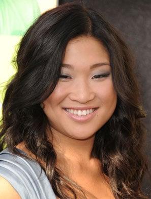 Jenna Ushkowitz's Makeup at the 2010 Glee Academy Event