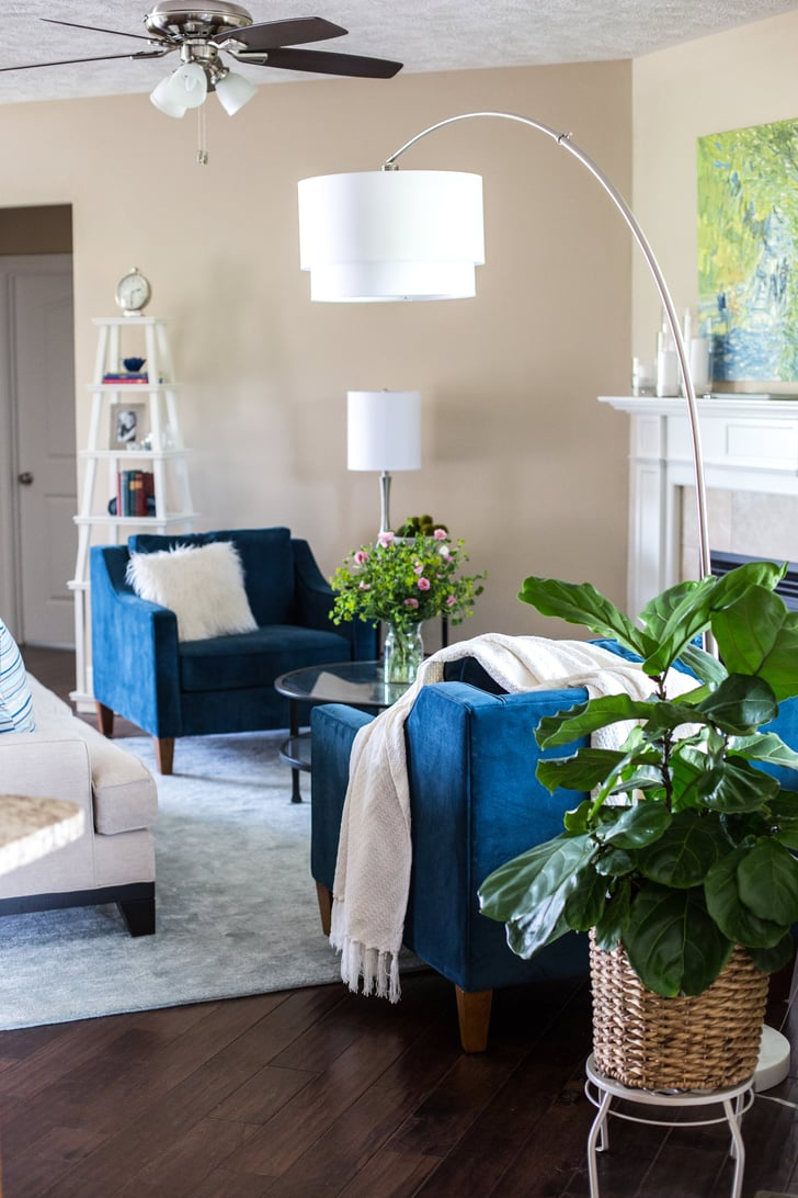 7 Design Mistakes To Avoid In Your Hall: Don't Push Furniture Against The Walls