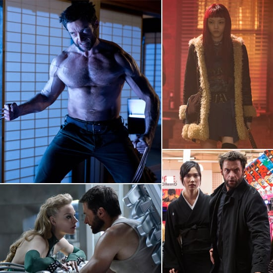 The Wolverine Movie Pictures