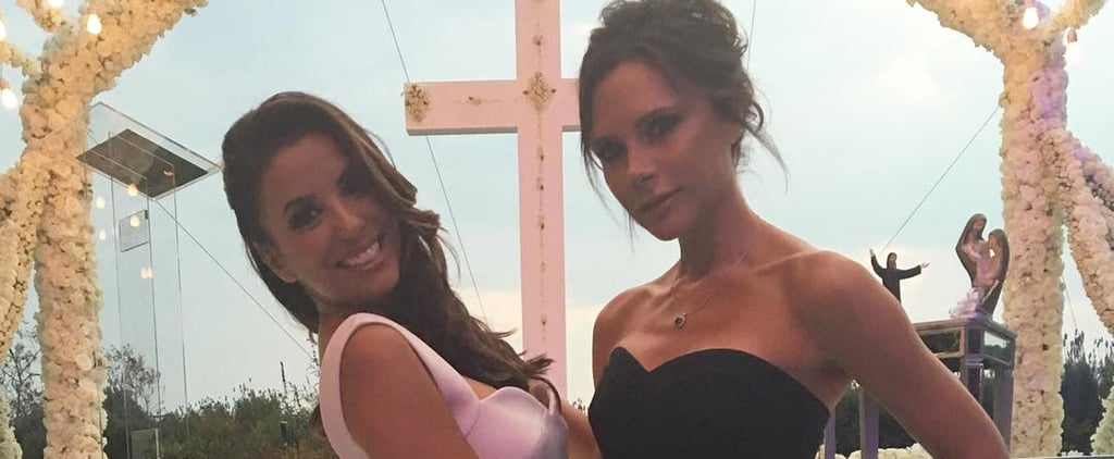 Take a Scroll Through the First Pictures of Eva Longoria's Wedding — on Instagram