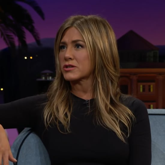 Jennifer Aniston Friends Reboot Quotes on the Late Late Show