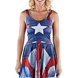Captain America Suit Dress ($67)