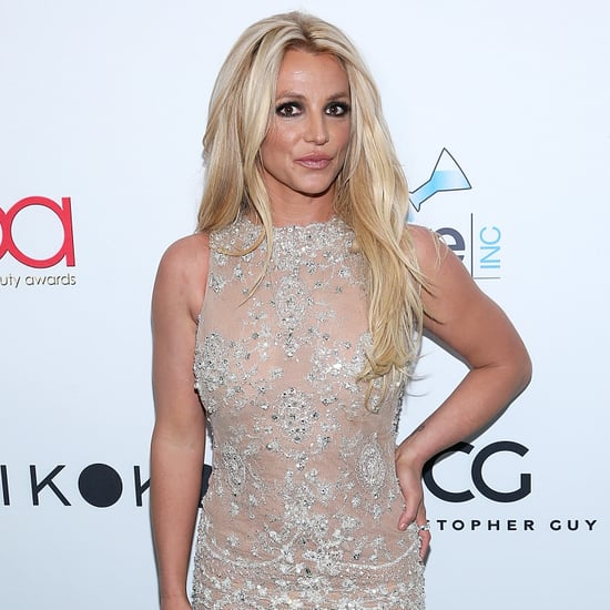 Britney Spears Reenacts Pretty Woman on Instagram