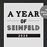2020 Seinfeld Quotes Typography Calendar