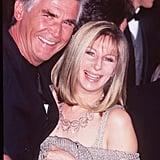 James Brolin and Barbra Streisand