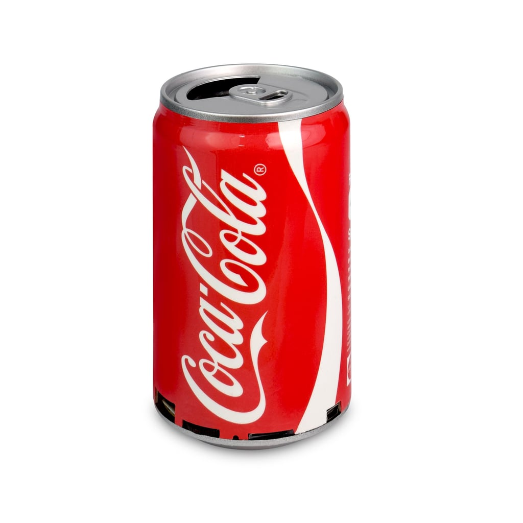 Coca-Cola Can Wireless Bluetooth Portable Speaker