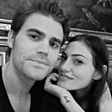 When Paul Wrapped His Arm Around Phoebe