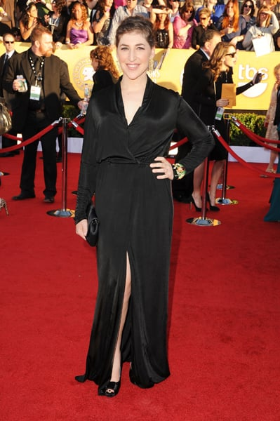 Mayim Bialik | Check Out All the Best SAG Awards Pictures, From ...