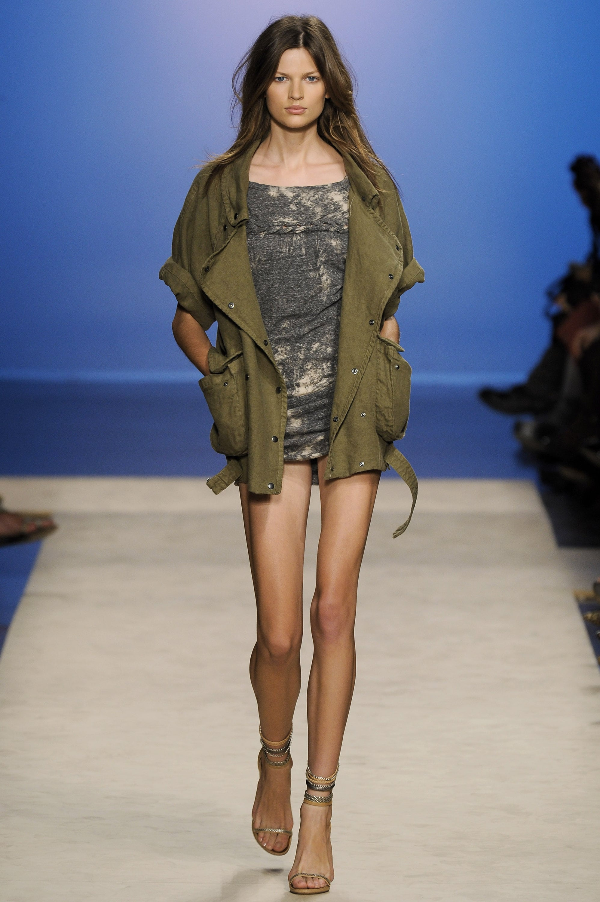 Review and Pictures of Isabel Marant 2012 Spring Summer