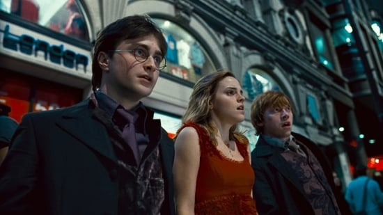 Harry Potter and the Deathly Hallows Showing Already Sold Out