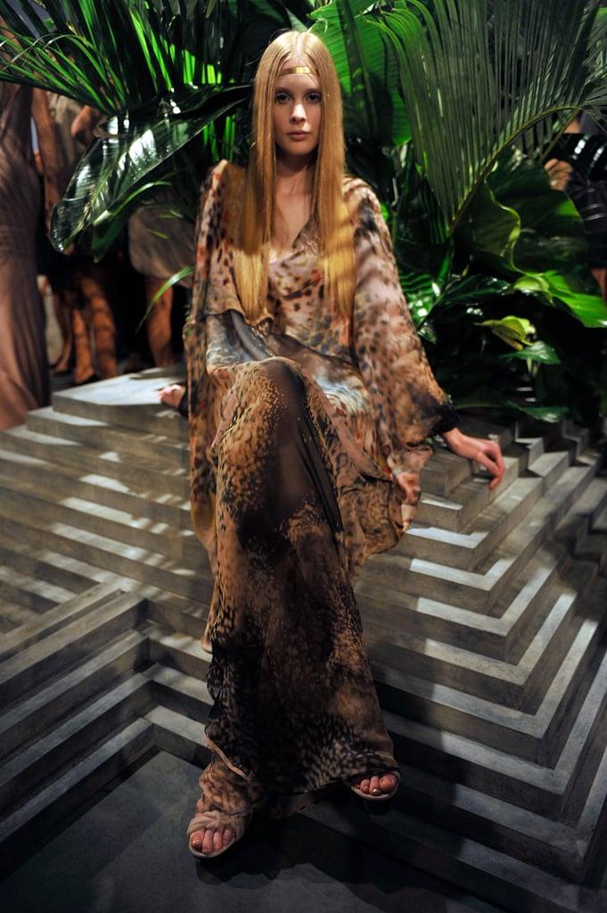 2011 Spring New York Fashion Week: Halston