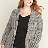 Old Navy Plus-Size Boyfriend Blazer