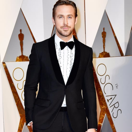 Men on the Oscars Red Carpet