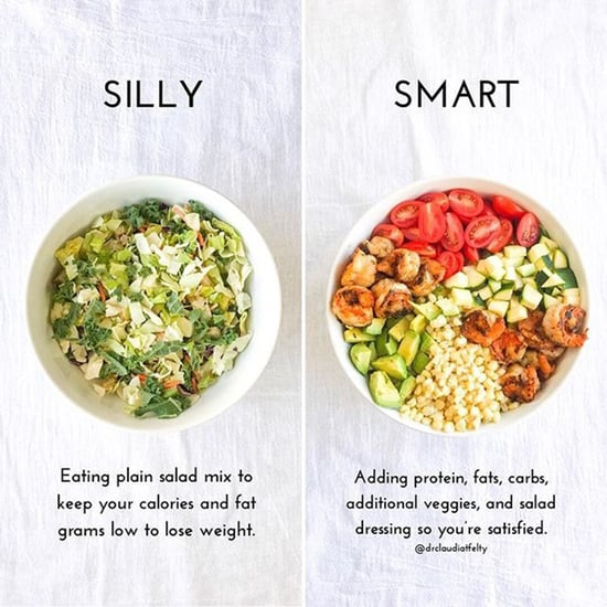 How to Make Salads More Satisfying