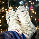 Put on a Cosy Pair of Socks