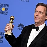 Hugh Laurie as Major de Coverley