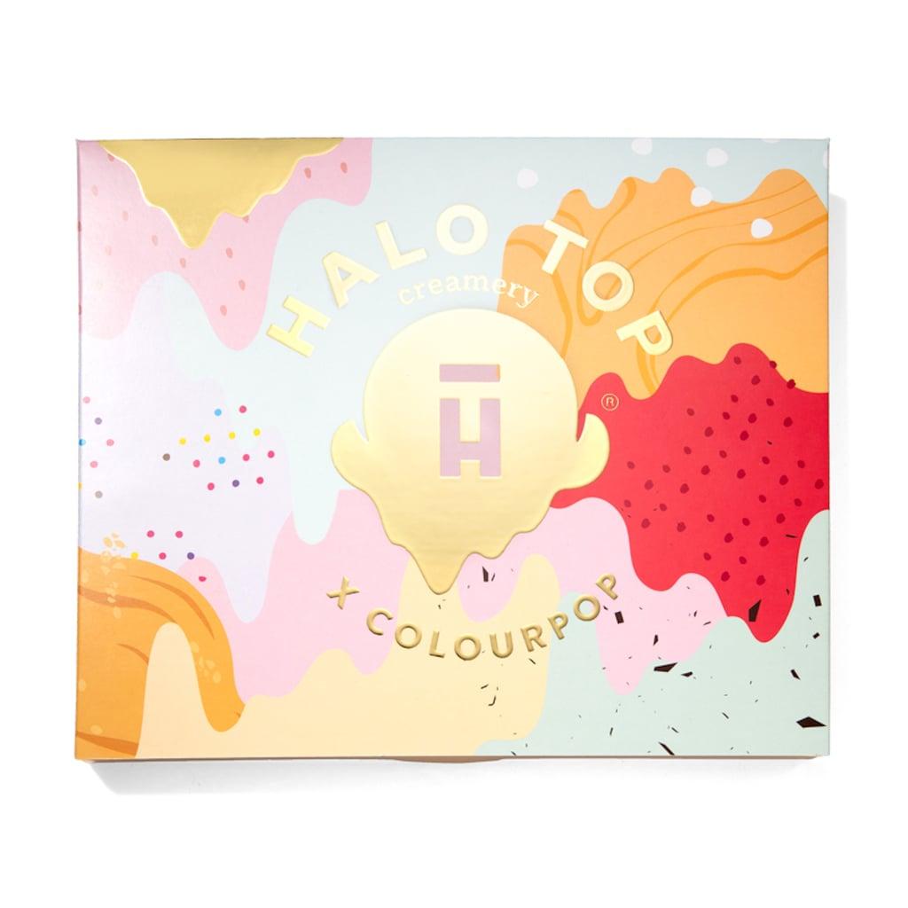 Colourpop x Halo Top Creamery