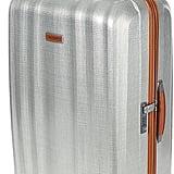 Samsonite Lite-Cube Deluxe Four-Wheel Spinner Suitcase ($555)