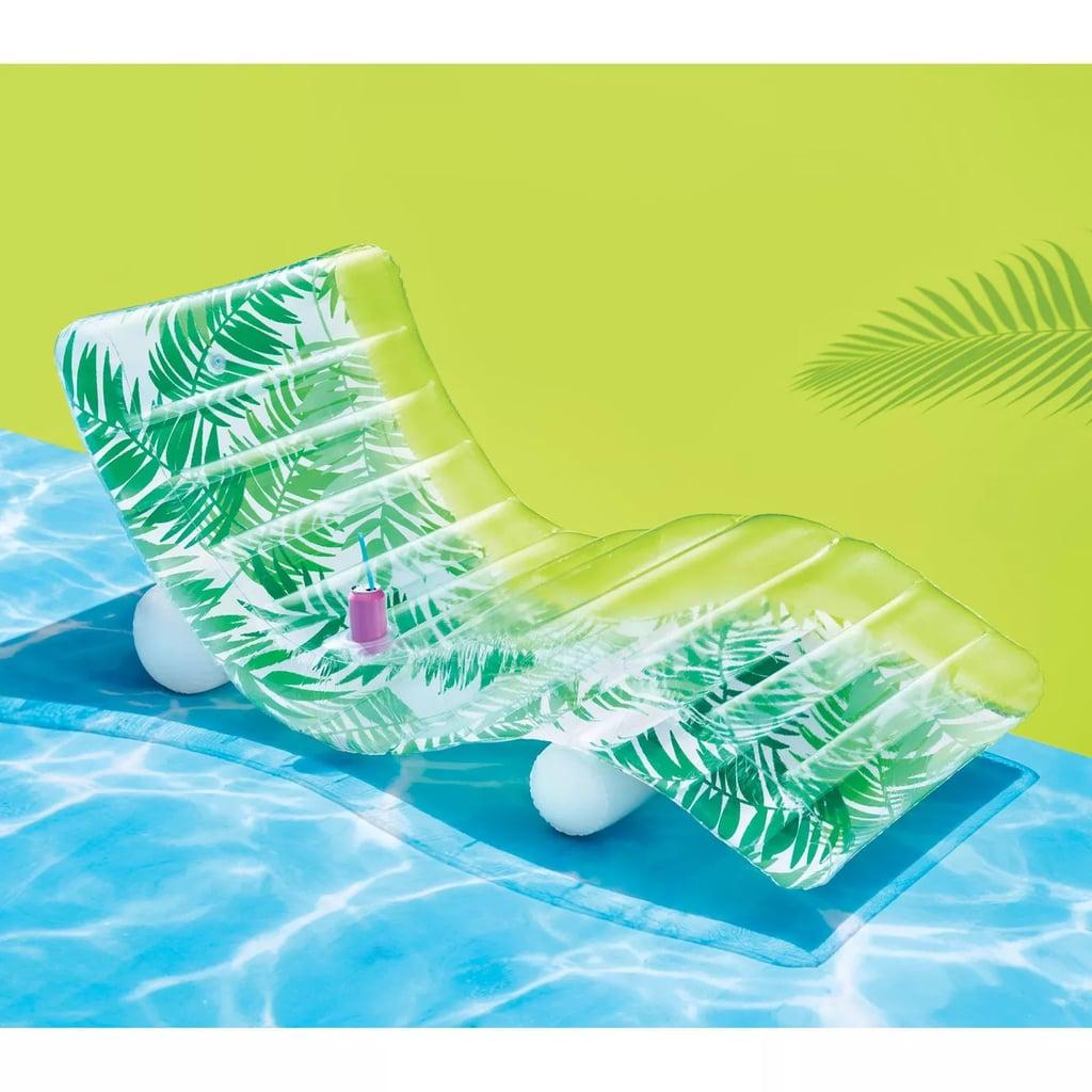Sun Squad Chaise Lounge Palm