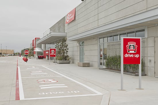 Pictures of New Target Stores