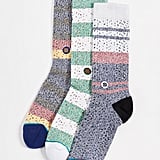 Stance Butter Blend 3 Pack Socks