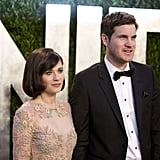 Zooey Deschanel and Jamie Linden