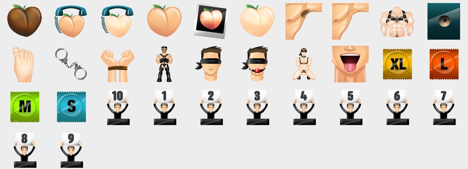 Gaymoji meanings grindr Grindr launches