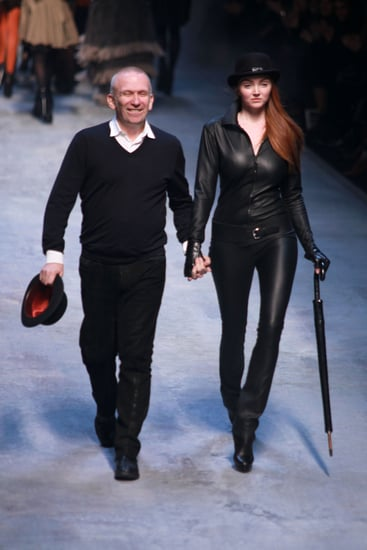Jean Paul Gaultier Leaving Hermes
