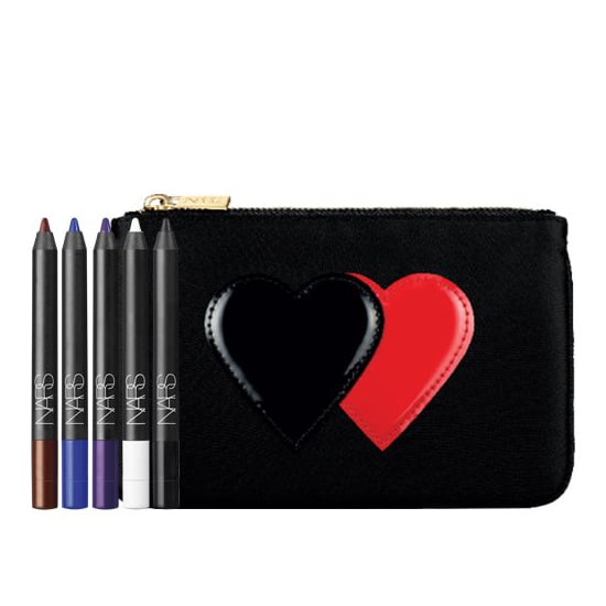 Nars's Voyeur Mini Larger Than Life Eyeliner Coffret ($49) is tucked inside a heart-embossed case, which would be an amazing gift in itself. But with five eyeliners also included, this gift is twice as nice.