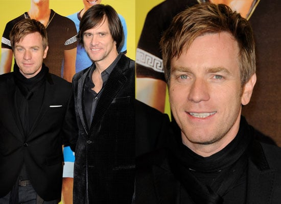 Photos and Movie Trailer from Paris Premiere of I Love You Phillip Morris with Ewan McGregor and Jim Carrey