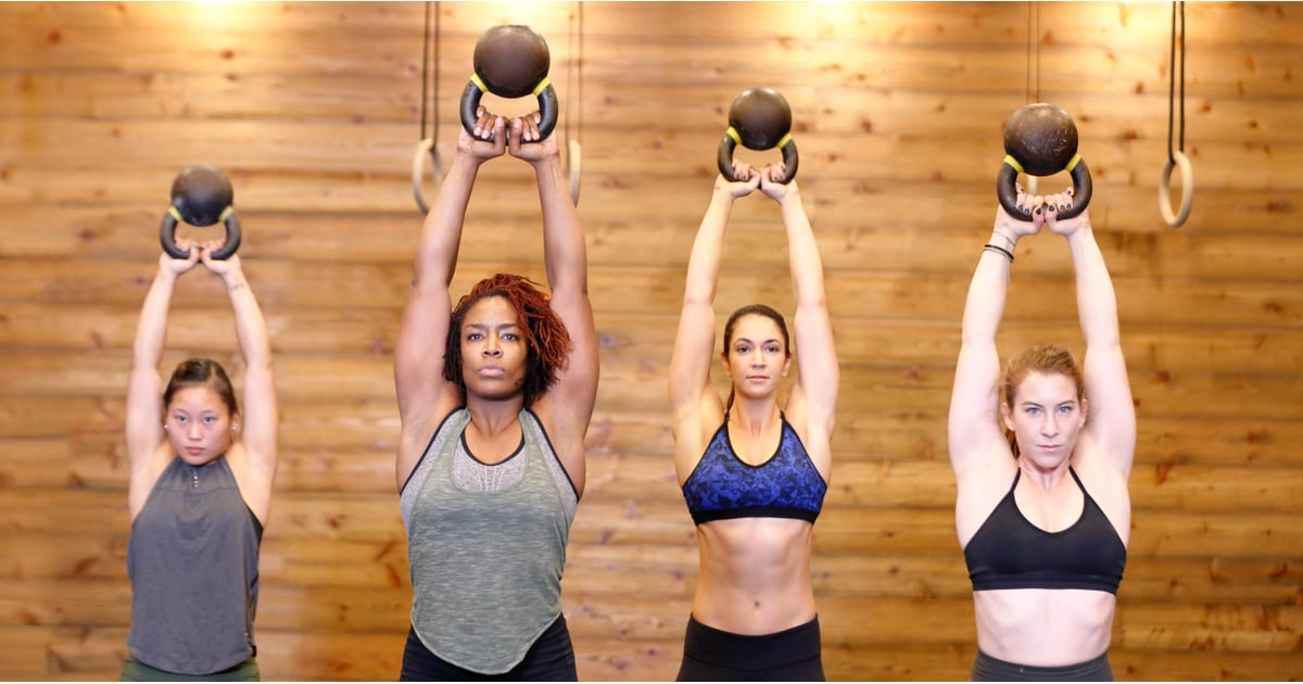 I'm a Trainer, and This Strength Workout Will Boost Your Metabolism, Burn Fat, and Build Muscle