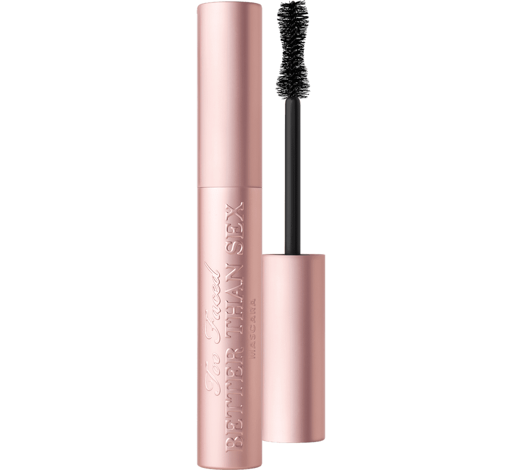Too Faced Better than Sex Mascara – On Sale April 7