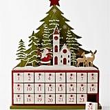 Garnet Hill Wooden Advent Calendar