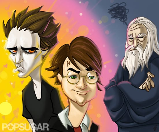 Twilight, Harry Potter and LOTR Are Sagas We Love