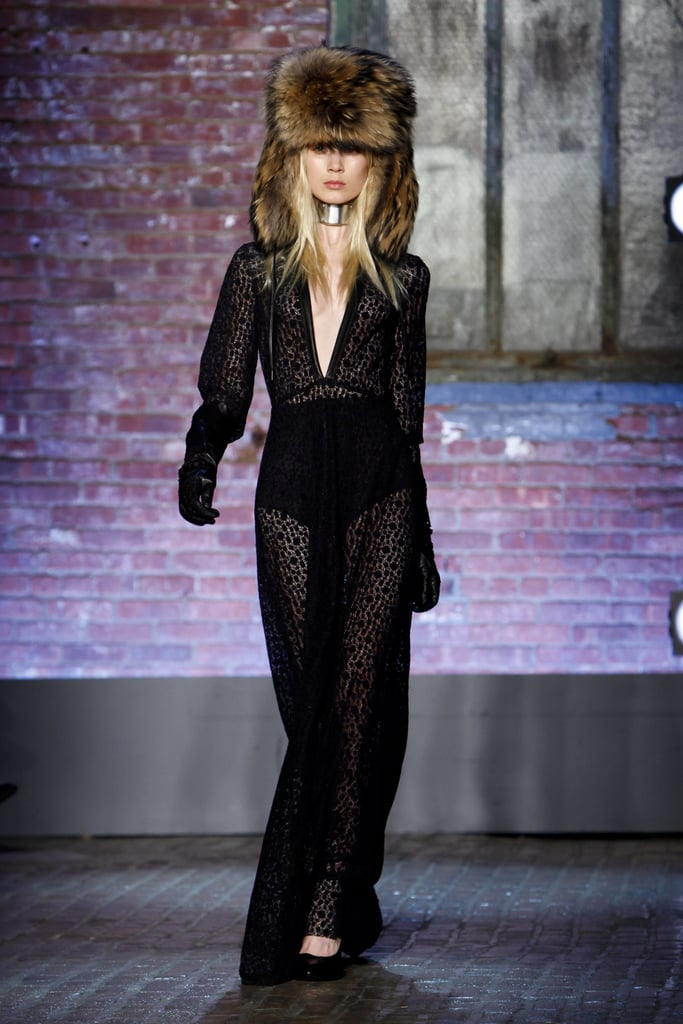 Yigal Azrouël Fall 2012