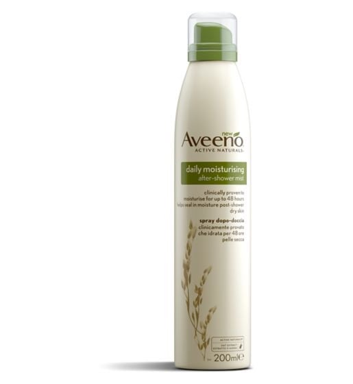 AVEENO® Daily Moisturising After-Shower Mist