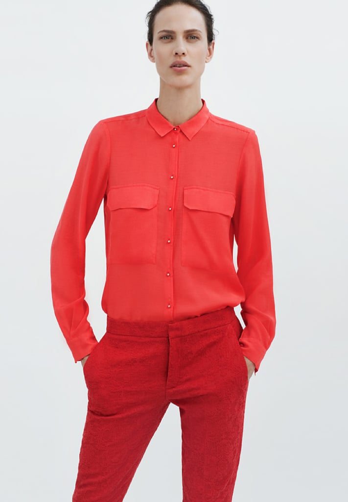 Zara Upgrades Our Summer Wardrobe With Slick Separates and Statement Baubles For June