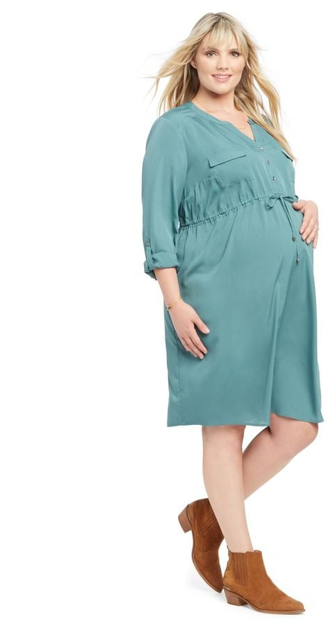 Plus Size Maternity Dresses