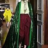 The Valentino Haute Couture Fall Winter 2018/2019 Cape