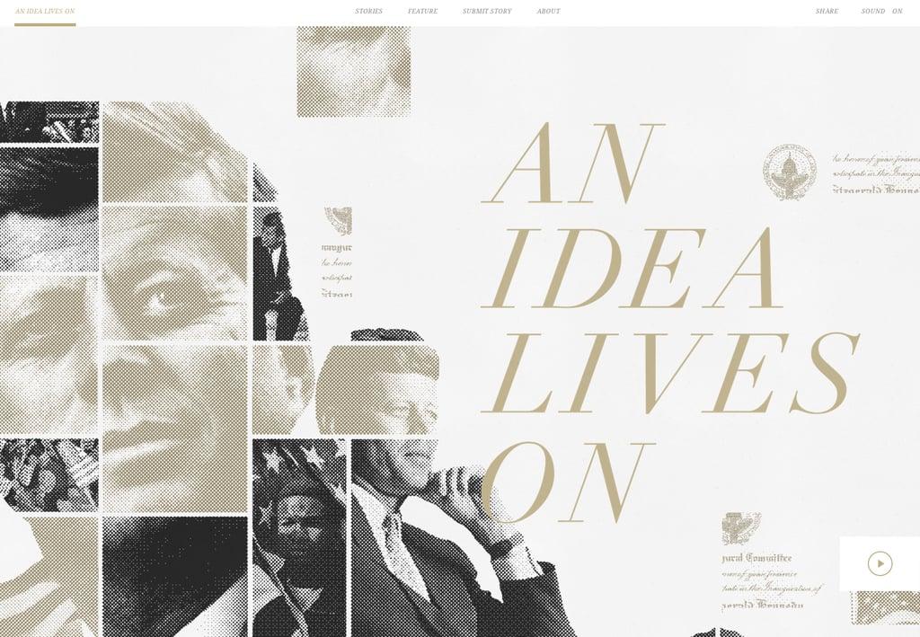 Film/TV — An Idea Lives On