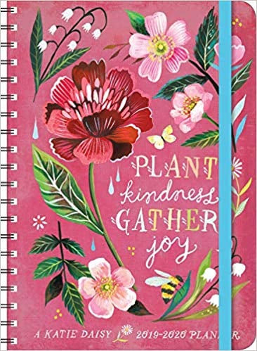 Katie Daisy On-the-Go Weekly Planner