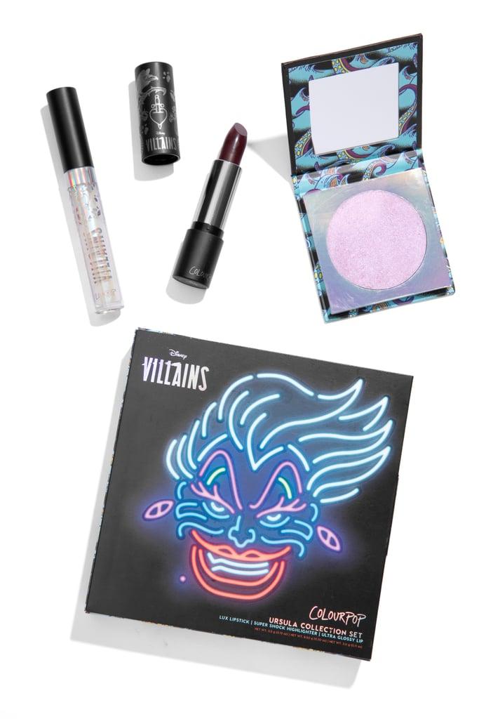 ColourPop Ursula's Villain Bundle