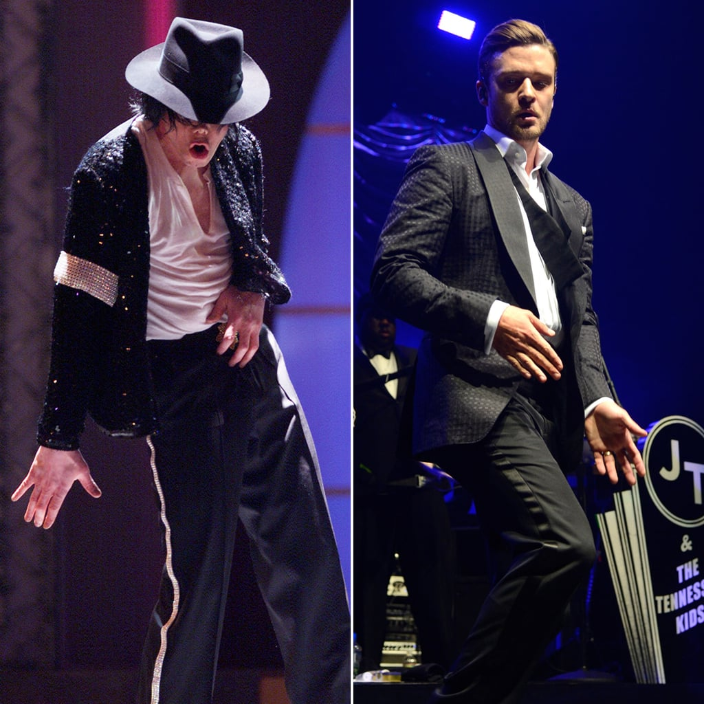 Michael Jackson vs. Justin Timberlake: A Dance-Off