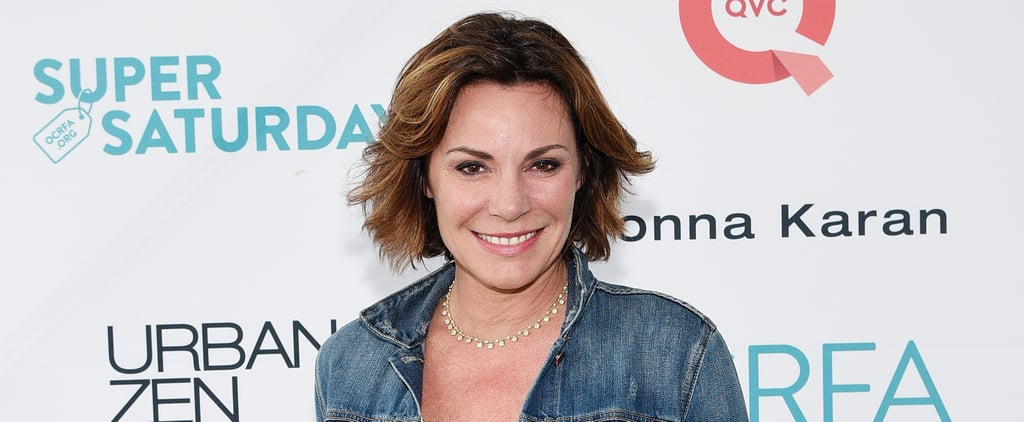 RHONY Star Luann Just Gave Us a Peek Inside Her Hamptons Newlywed Home