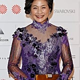 Cheng Pei-Pei as Mulan's Grandmother