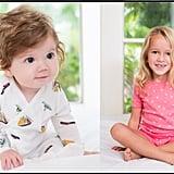 Skylar Luna's Spring Pajamas