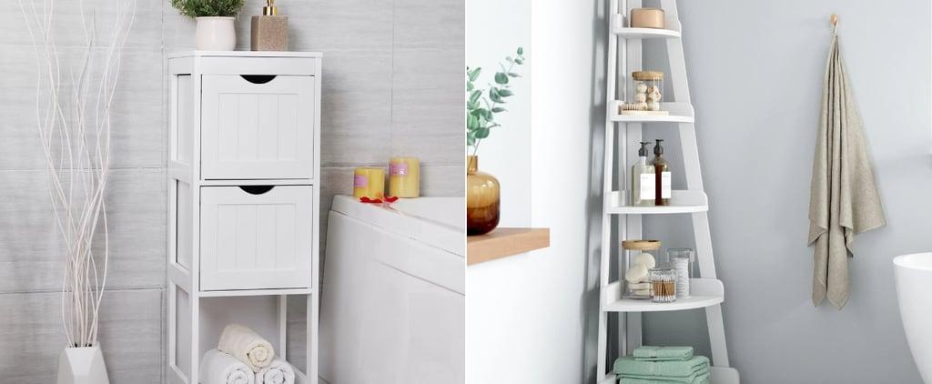 The Best Bathroom Shelves