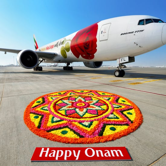 Emirates Celebrates South India's Onam Festival