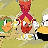 Panchito Pistoles in The Three Caballeros